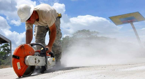 [Webinar] Respirable Crystalline Silica Dust Control Practices