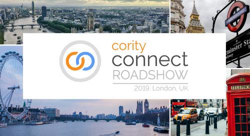 Cority London Roadshow