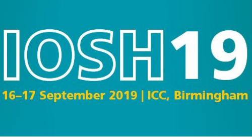 IOSH Conference 2019