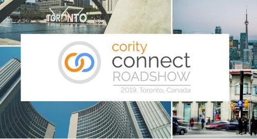 Cority's Toronto Roadshow 2019