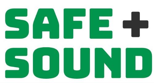 Reminder: Safe + Sound Week Is August 12-18