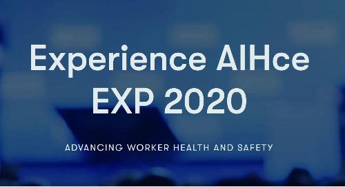 AIHce 2020 Virtual Expo