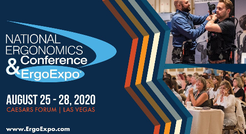 National Ergonomics Conference and ErgoExpo