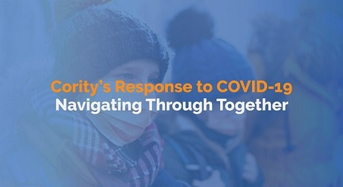 Cority's Response to COVID-19: Navigating Through Together