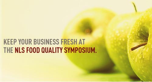 The 12th Annual NLS Food Quality Symposium