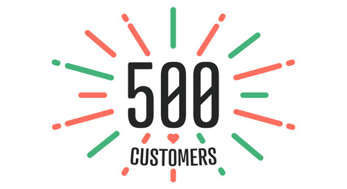 3 Ways to Grow Your Startup to 500 Customers