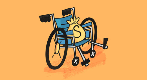 How might the choice of disability plans impact employees?