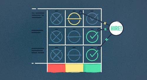 How to Use the Hiring Scorecard Approach for your Next Hire