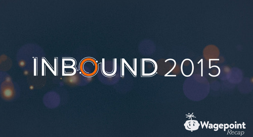 Everything You Missed And More From INBOUND's 2015 Keynotes