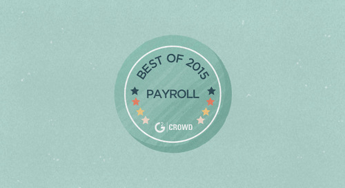 Wagepoint Wins G2 Crowd Award for Highest Rated Satisfaction in Payroll