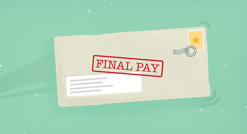 What Do You Need to Include in an Employee's Final Payroll?