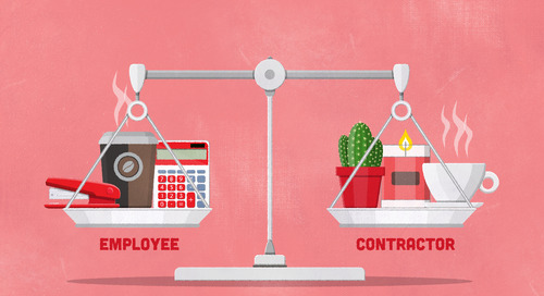 Employee vs Contractor: A Mini Guide for Canadian Small Businesses