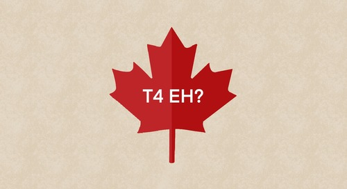 A Canadian Small Business Employer's Guide to T4s and T4As [Checklist Included]