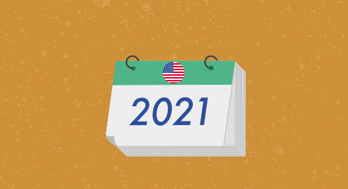 2021 American Small Business Payroll Calendar