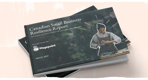 The 2021 Canadian Small Business Resilience Report [PDF Download]
