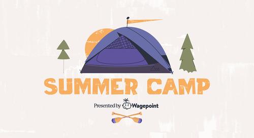 Introducing: Wagefest Summer Camp!