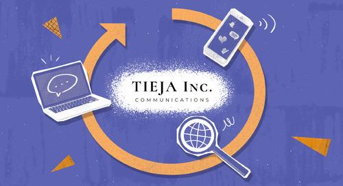 Payroll Dream Comms True For TIEJA Inc. Communications [Case Study]