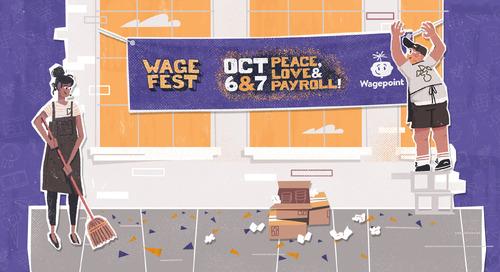 The Wagefest 2021 Highlight Reel