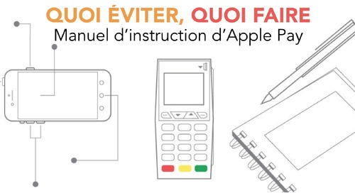 Apple Pay pour les détaillants canadiens : Manuel d'instruction