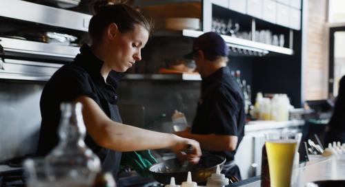 Parlons boutique : Des paiements sans tracas au menu d'un restaurant de Toronto