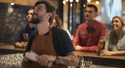 Comment les bars et les restaurants peuvent-ils remporter l'or cet été