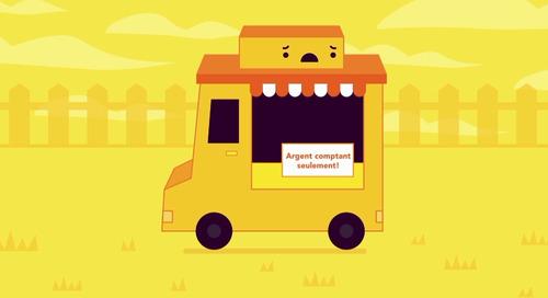 Voici comment ce camion-restaurant est devenu le commerce le plus achalandé du quartier