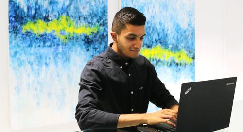 Questions et réponses avec Rath Kuganesan, développeur stagiaire à Moneris