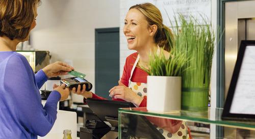 Trois avantages d'accepter les pourboires lors d'un paiement par carte
