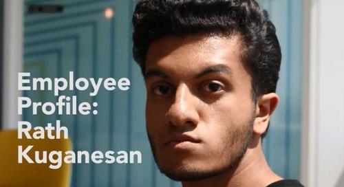 Profil d'employé de Moneris : Rath Kuganesan, développeur de logiciels