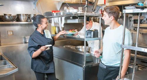 Trois avantages des partenariats de Moneris pour les restaurants