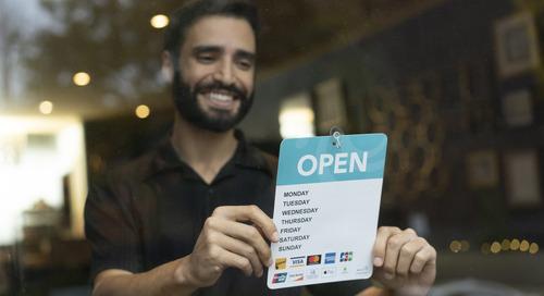 Être prêt pour les paiements lors de votre journée d'ouverture