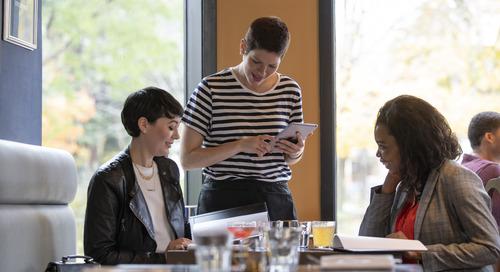 Fonctions importantes à prendre en considération lors du choix d'un système de PDV sur iPad pour restaurant