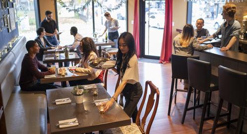 Conseils pour le roulement des tables dans un restaurant achalandé
