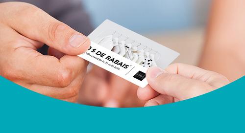 Comment utiliser des cartes promo pour récompenser les clients fidèles?