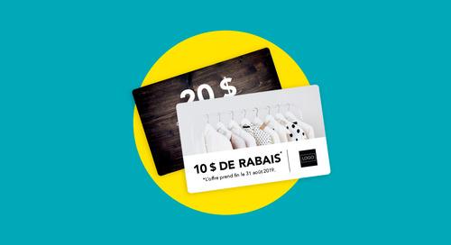 Conseils pour la mise en place d'une campagne de cartes-cadeaux promotionnelles fructueuse dans votre entreprise