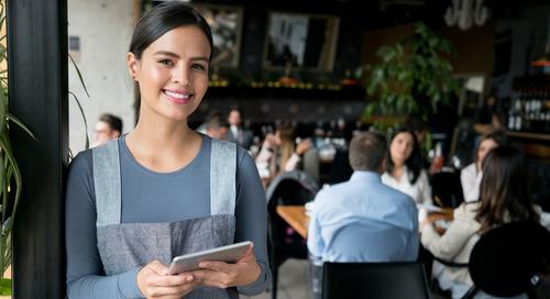 Trois avantages d'avoir une solution de paiement intégrée pour restaurant