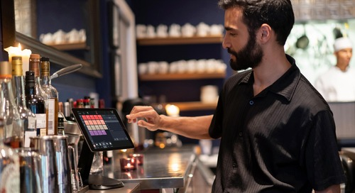 Simplifiez les activités de votre restaurant grâce à une solution de PDV sur iPad