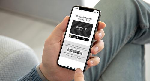 Amplifiez la portée de votre commerce en ligne grâce aux cartes-cadeaux électroniques