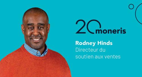 Pleins feux sur l'employé : Questions et réponses avec Rodney Hinds
