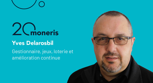 Pleins feux sur l'employé : Questions et réponses avec Yves Delarosbil