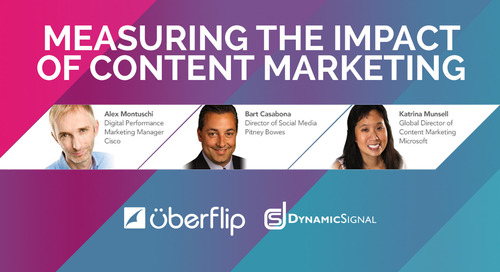 Measuring the Impact of Content Marketing