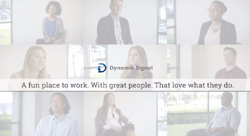 The Company Culture At Dynamic Signal
