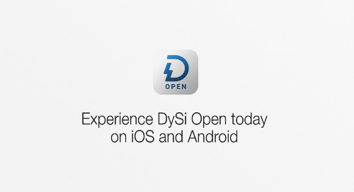 Experience DySi Open