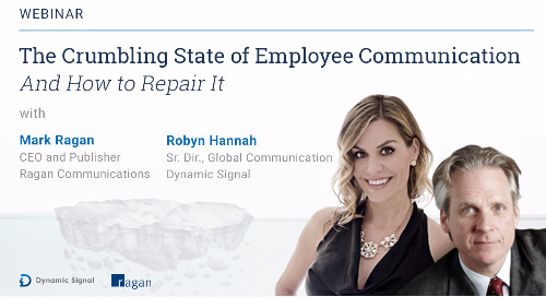 The Crumbling State Of Employee Communication And How To Repair It