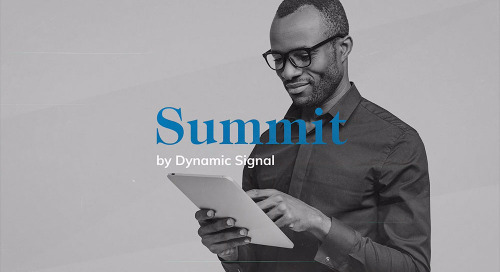 Summit by Dynamic Signal - The Modern Communicator