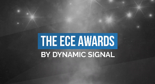 The ECE Awards by Dynamic Signal