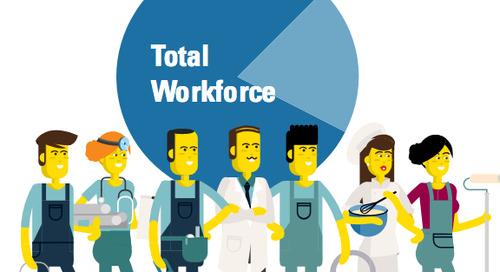 The Rise of the Deskless Workforce Report by Emergence