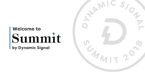 Dynamic Signal Keynote (Slide Deck)