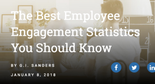 The Best Employee Engagement Statistics You Should Know