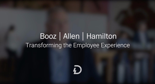 How Booz Allen Hamilton Transforms their Employee Experience with Dynamic Signal
